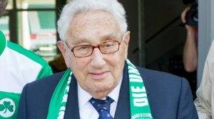Henry Kissinger bei Greuther Fürth