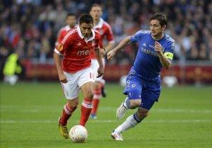 Benfica in Halbzeit 1 klar überlegen