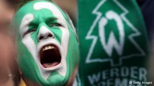Haar-Schaaf am Abstieg vorbei, SV Werder Bremen