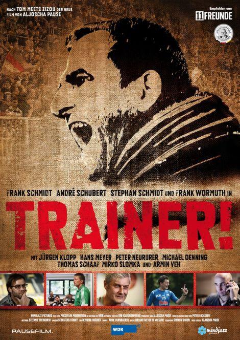 Plakat Dokumentation TRAINER!